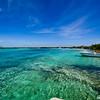 Lagoon at Cutlass Bay, Cat Island, Bahama