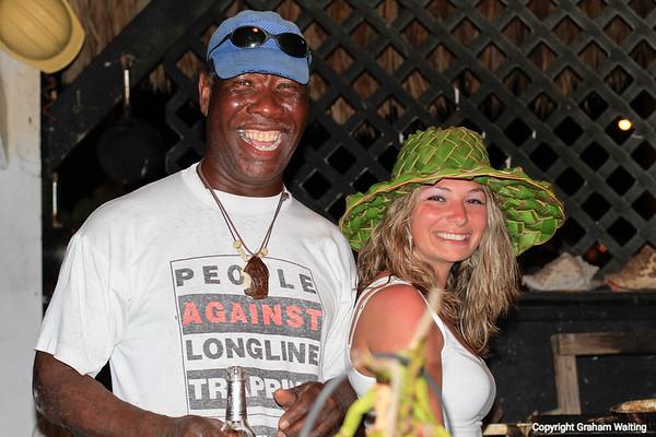 Mr Tony Grand Bahama
