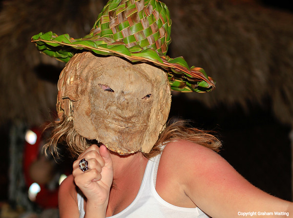 My new hat Grand Bahama