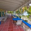 Greenwood Resort, patio, Cat Island, Bahama