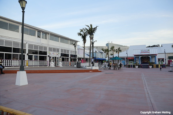 2017 in Port Lucaya , mostly closed