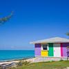 Beach bar on Cat Island Bahama