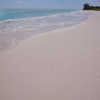 Eight mile beach on Cat Island, Bahama