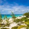Beach at Sammy T's, Cat Island, Bahama