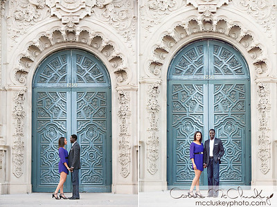 Balboa Park San Diego Engagement_06