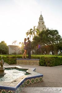 Balboa Park San Diego Engagement_03