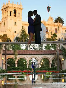 Balboa Park San Diego Engagement_08