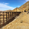 Carrizo Gorge Railway at Goat Canyon