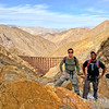 Dan and Stephen near the Trestle