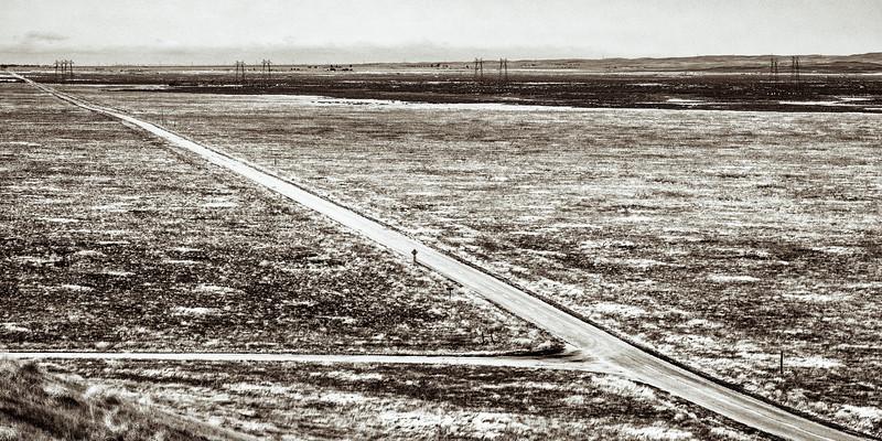 Soda Lake Road