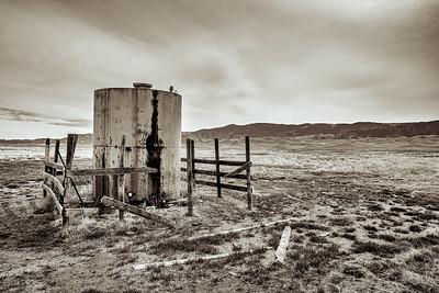 Abandoned Cistern