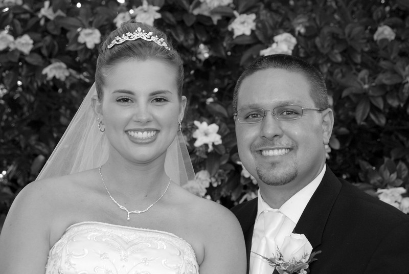 Jessica and Anthony Corrao<br /> <br /> Married June 9th 2007