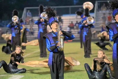 CHS Football and Marching Band Aug 31