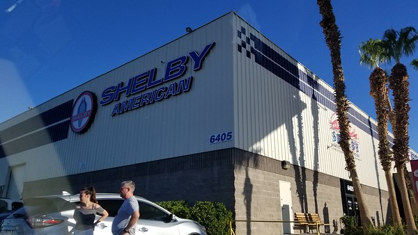 Carroll Shelby Heritage Museum