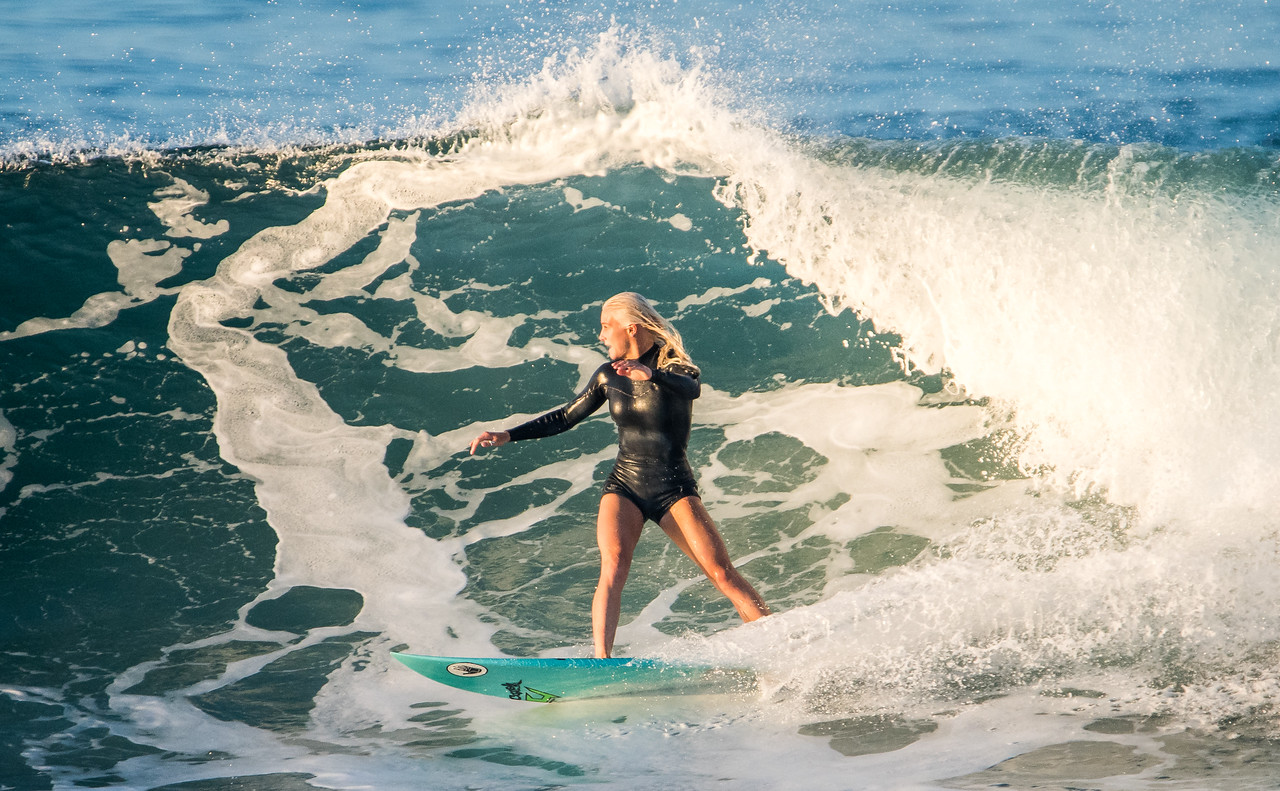Nikon D810 Photos Surf Girl Goddesses! Pro Women Surfers Surfing! Surf Girls! Sports Photography With New Tamron SP 150-600mm F/5-6.3 Di VC USD Lens for Nikon!