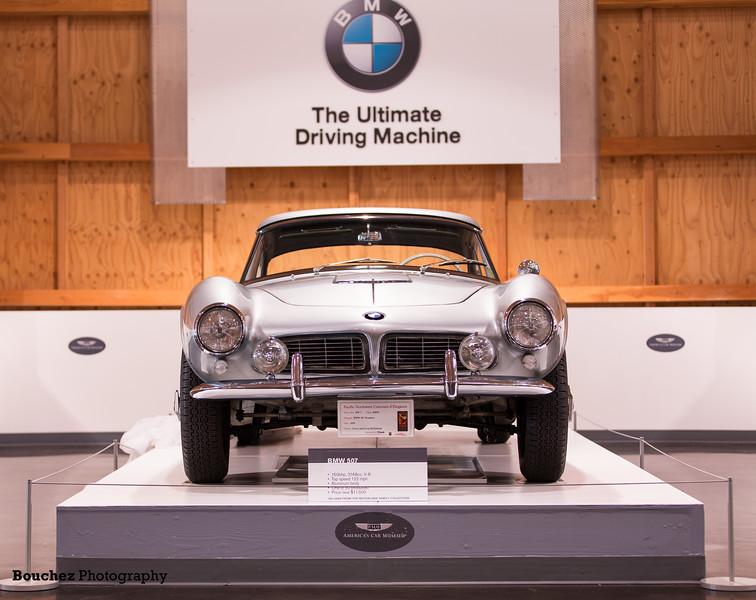 1959 BMW 507