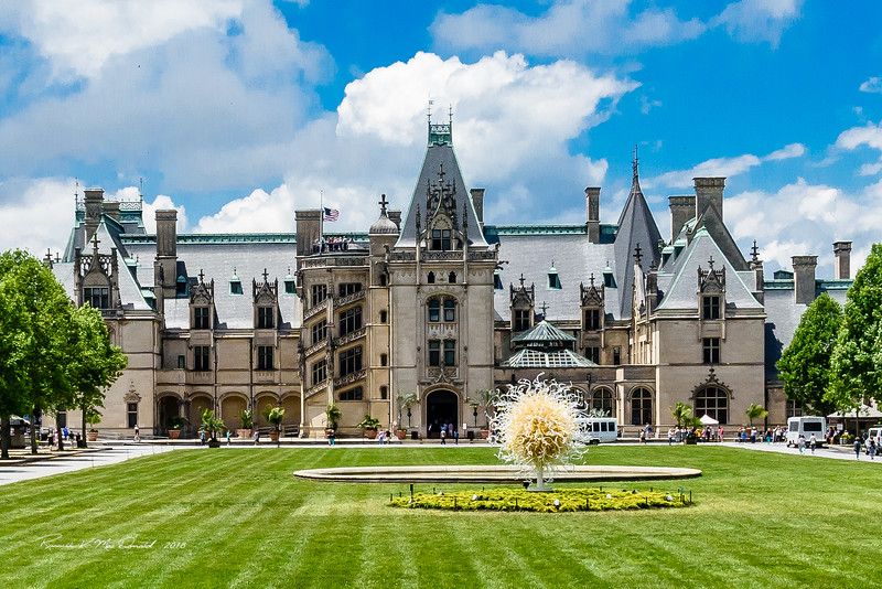 Biltmore Estate Main House