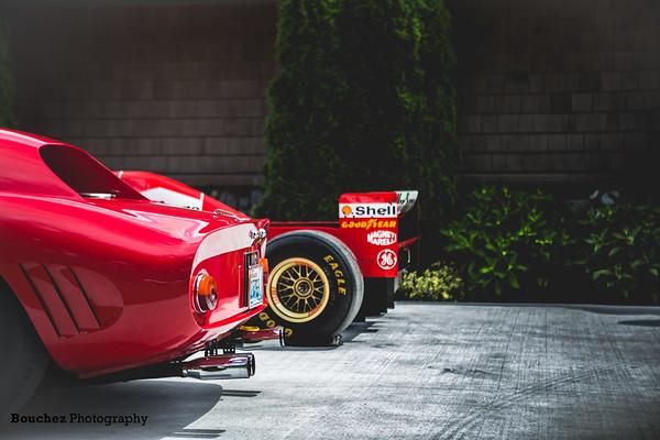 Ferrari 250 & F1