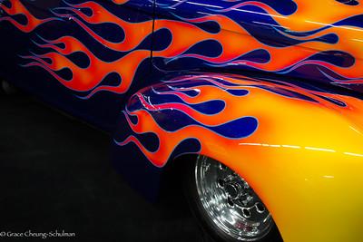 Santa Rosa Custom Auto Show, March 10, 2012, Sonoma County Fairgrounds