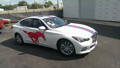 SkinzWraps Car Wraps SMU