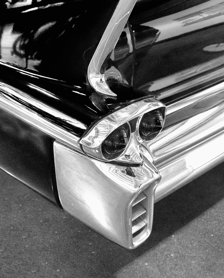 1957 Cadillac Tail Lights