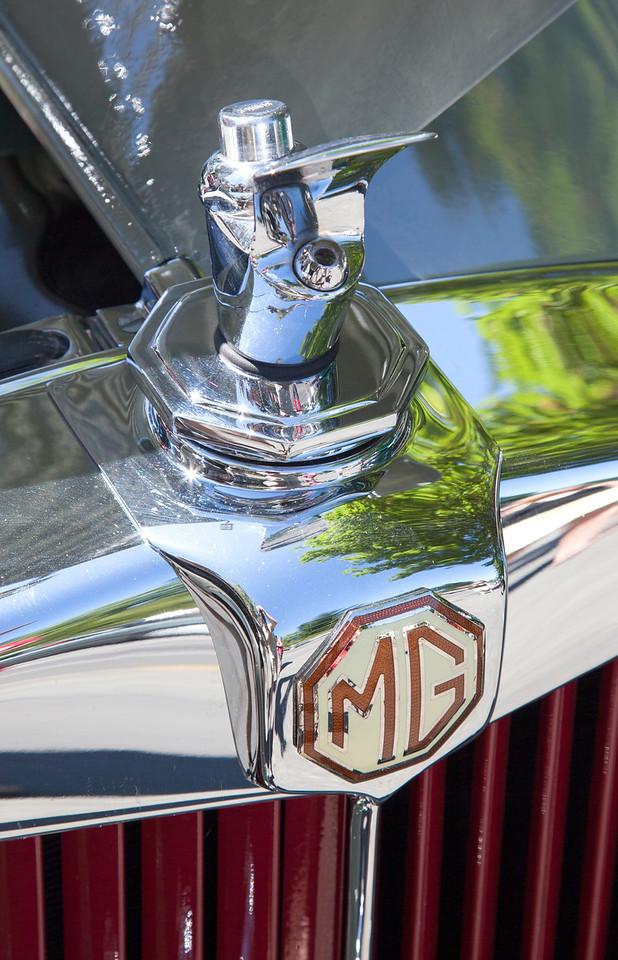 MG Radiator Cap Fountain