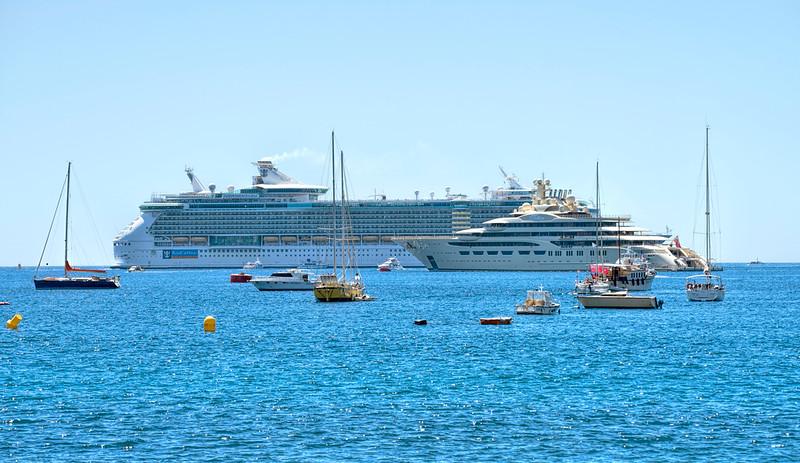 Royal Caribbean and Dilbar