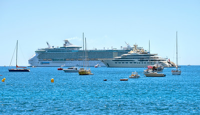 Royal Caribbean and Dilbar
