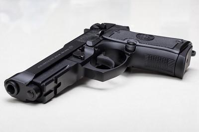 Beretta 92FS Compact,