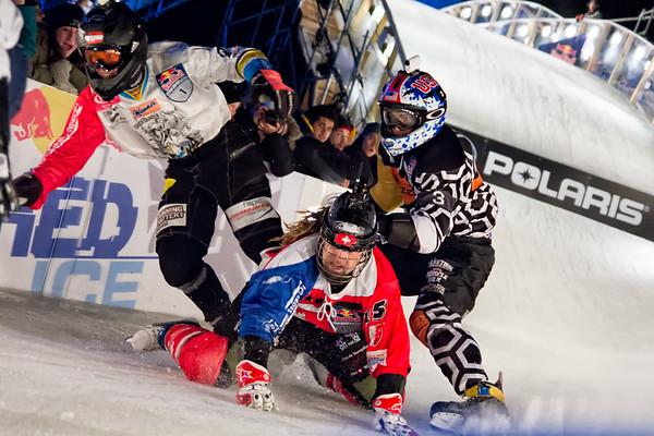 Red Bull Crashed Ice - Saint Paul 2015