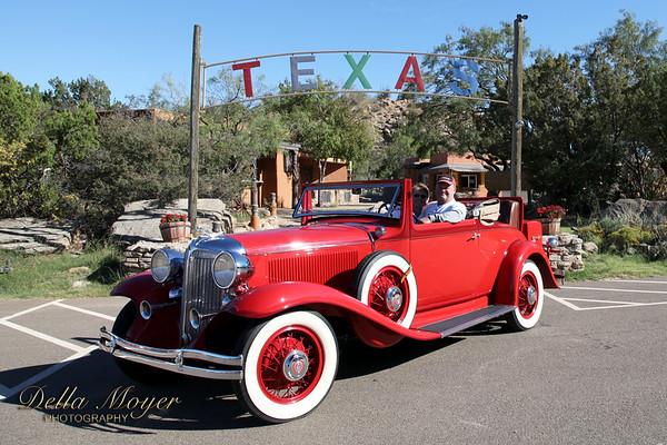 1931 Chrysler Roadster