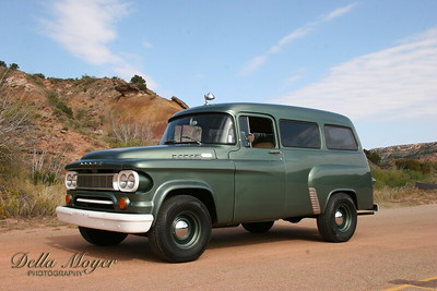 1963 Dodge Town Wagon