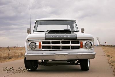 68 Dodge PU