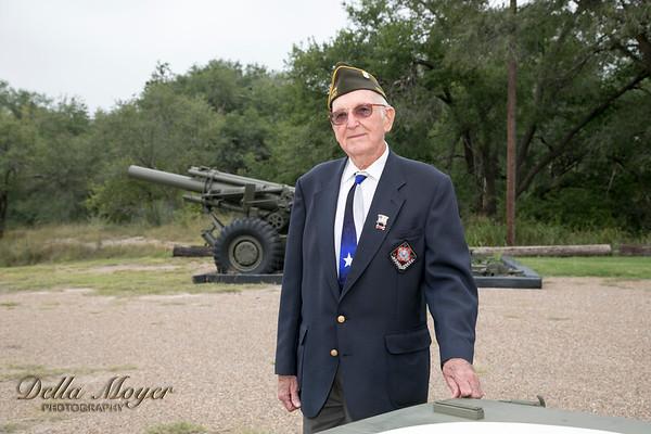 Don Foran WWII Jeep