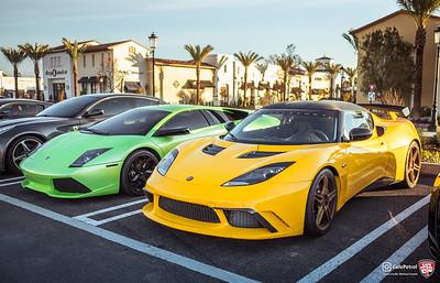 March 2018 Cafe-Petrol Automotive Gathering