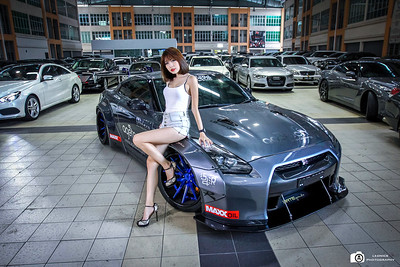 Liberty Walk Nissan GTR R35