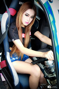 Proton Satria With Collins Tin