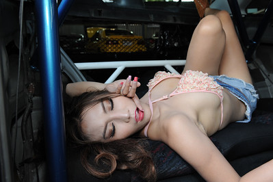 Thai Girl Photoshoot