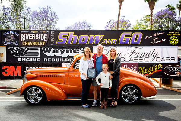 2017 Show and Go Awards