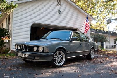 1985 BMW 745i