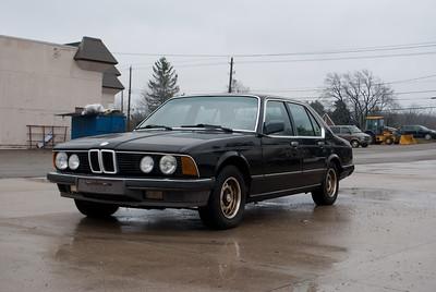 1986 BMW 735i