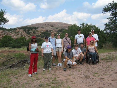 Enchanted Rock - HCR 2005
