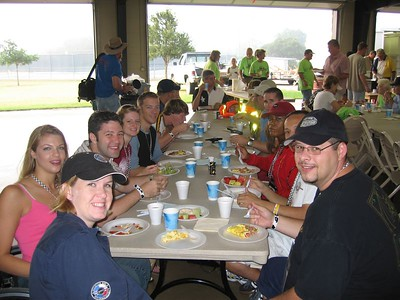 Sunday Breakfast & Poker Run - HCR 2005