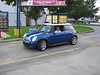 31. Picture of your MINI backwards through a drive-thru 15 pts