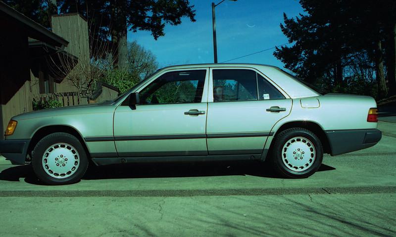 Mercedes 300E 1996