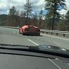 Porsche passes Lambo