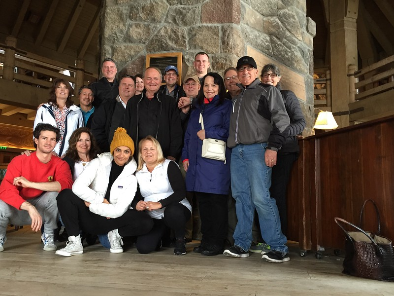 Most of us at Timberline Lodge