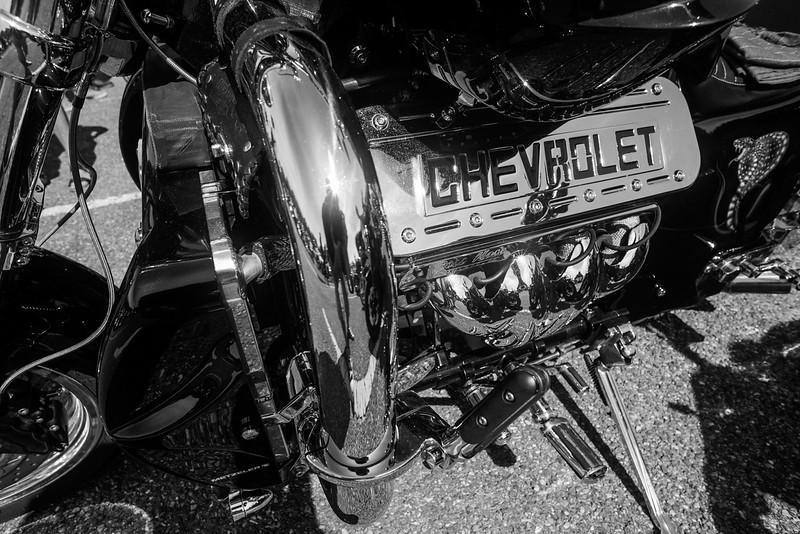 Moto Chevrolet V8