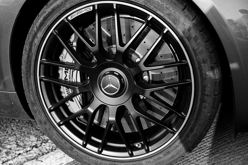 Mercedes AMG GT 4.0 V8