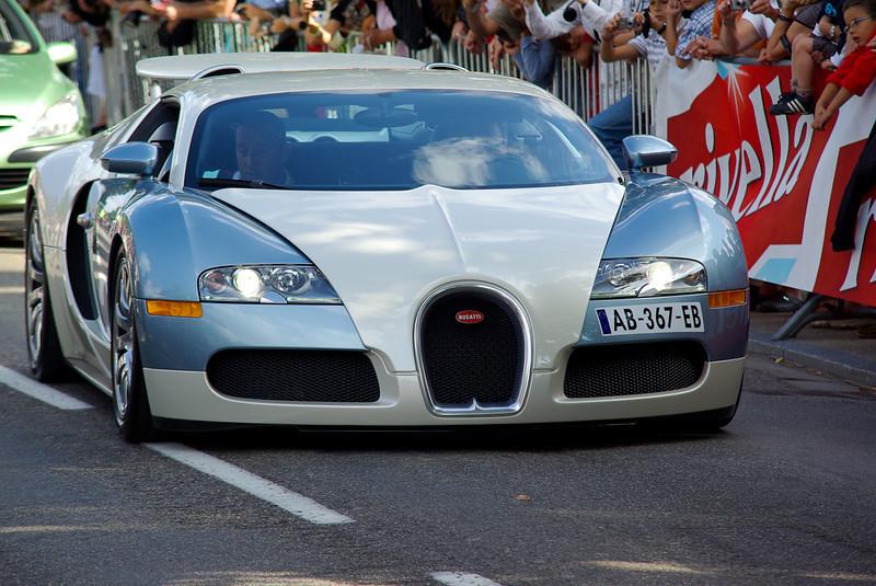 La première Bugatti Veyron la n°1